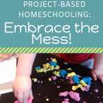 Project-based homeschooling in your homeschool