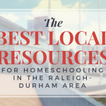 Homeschooling in the Raleigh-Durham area? You need to know about these resources!