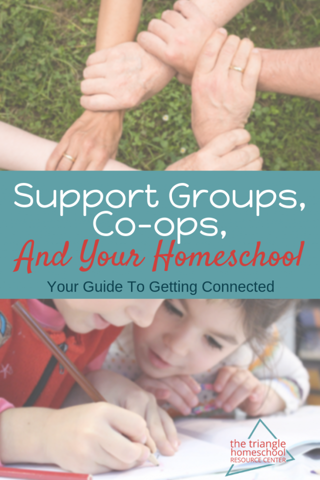 Co-Ops, Support Groups, And Your Homeschool: Your Guide to Getting Connected