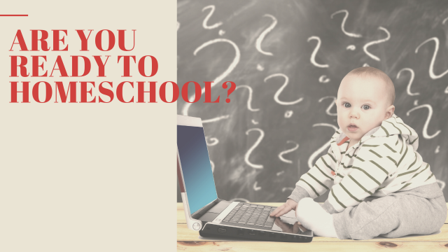 Are You Ready to Homeschool? Quiz