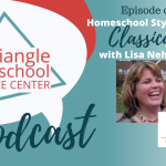 Lisa Nehring talks about Classical Homeschooling