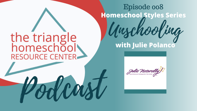 What is Unschooling? With Julie Polanco