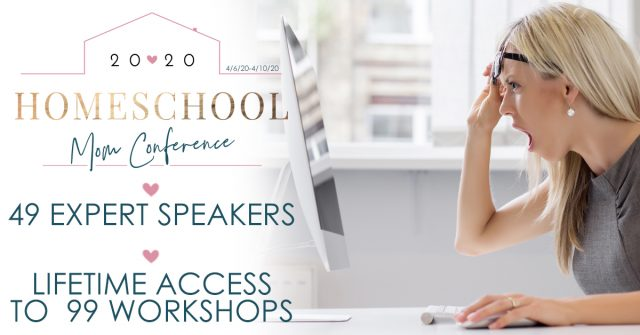 2020 Homeschool Moms Conference