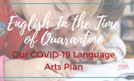 quarantine language arts resources for homeschools